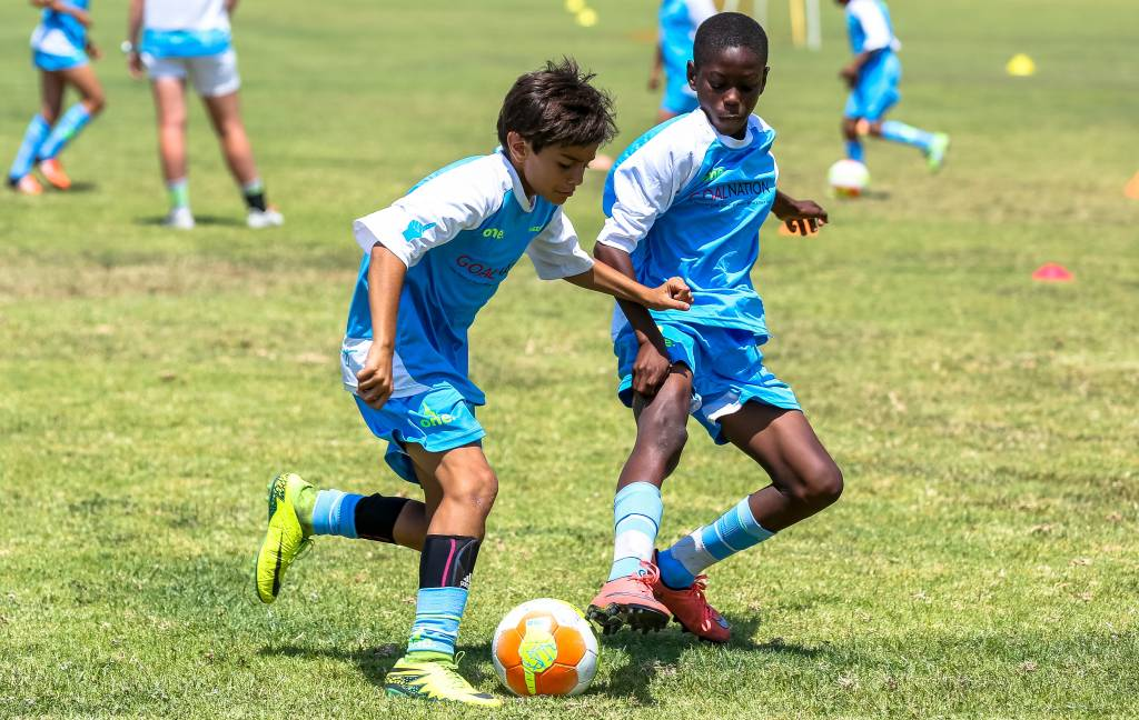 one soccer school elite week camp